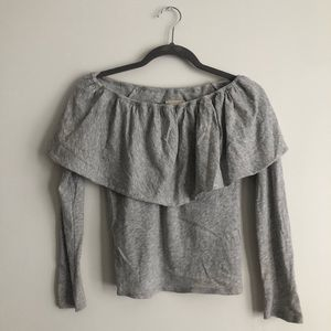 Brand new w/o tags - cute off the shoulder top!